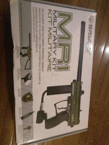 Paintball Spyder MR1 military kit