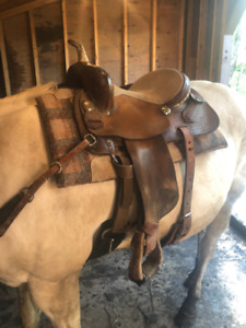Used Barrel Saddles | Kijiji in Alberta  - Buy, Sell & Save