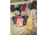 Girls clothing bundle- age 6/ 6-7