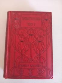 Westward Ho - Vintage Book
