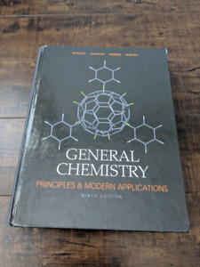 General Chemistry Principles & Modern Applications. Ninth Editio
