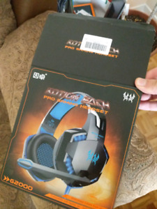 Ps4 xbox and pc headset