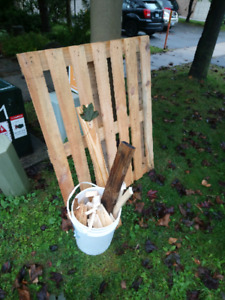 free scrap wood and pallet