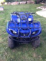 2006 Yamaha bruin 250 2wd