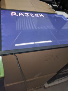 Neon-Like Writable Message Board-Led Illuminated,Markers Inclded