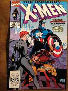 X-Men Comic Books Assorted Marvel