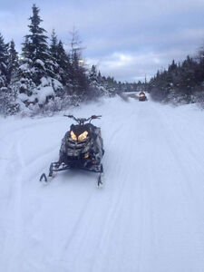 *****2013 rmk600 144 going for deal/trade another sled****