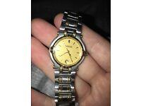 Woman's Gucci watch