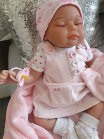 Reborn Girl Doll. (NEW).