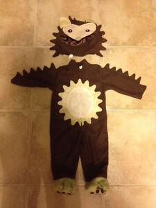 Infant Porcupine Halloween Costume