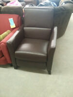 Leather Recliners – On Sale - We Pay the HST