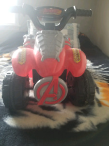 Avengers power scooter