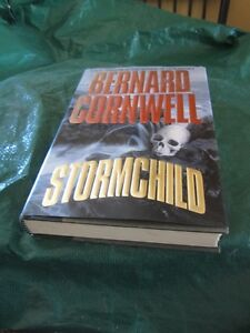 first edition of bernad cornwell stormchild