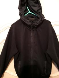 Prada mens medium Mens canvas hooded jacket