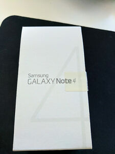 Samsung Galaxy Note 4 - Locked to Rogers