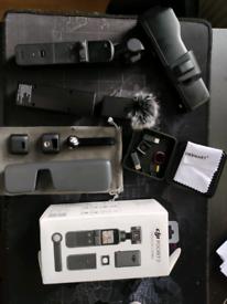 DJI Pocket 2 - creators combo and extras