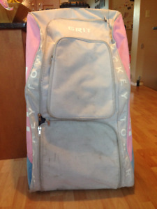 GRIT Girls' Stand Up Hockey bag