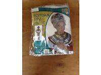 Egyptian boy fancy dress