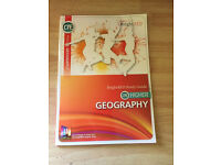 Higher Geography book