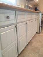 Painters  NEW LOOK - KITCHEN CABINETS like brand new