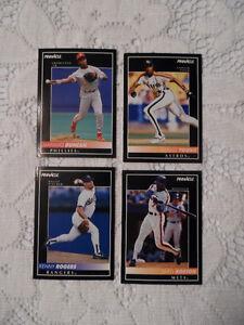 Pinnacle Baseball Cards