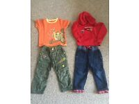 Boys Bundle 2-3 years