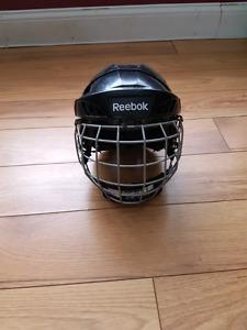 Kids Reebok helmet