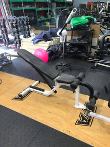fitness equipment 50-80% off retail