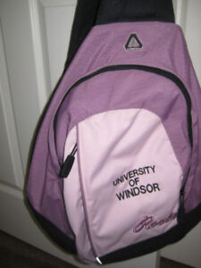 Roots Backpack - Purple