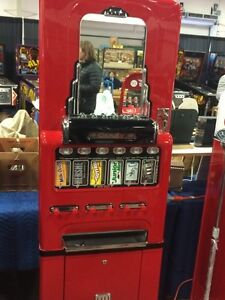 RESTORED 1950's Stoner Candy Vending Machine Kawartha Lakes Peterborough Area image 4
