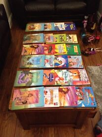 Disney story books x 24