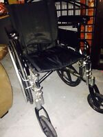 Breezy EC wheelchair great like new condition
