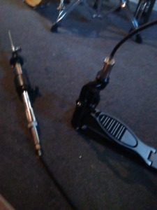 (reduced$) Remote hi hat stand