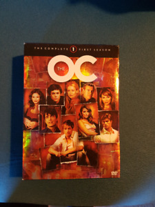 THE OC DVDS- COMPLETE BOXED SETS - SEASONS 1 & 2