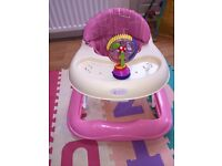 Collapsible Baby walker