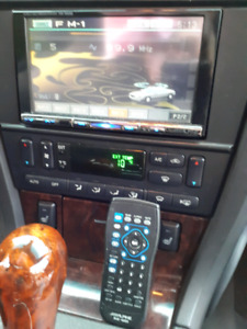 Alpine Double Din DVD GPS