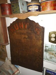 Kuntz Brewery items or other