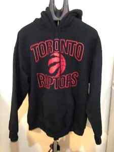 Toronto Raptors Hooded Sweater- Men's Large