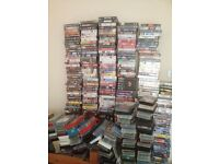 Huge collection 600 plus vhs film collection