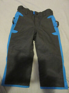 BOYS GAP SNOW PANTS XXS