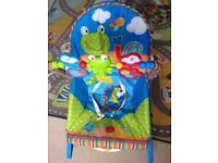 Baby rocker for sale- Fisher price -great condition