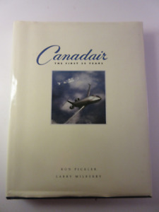 Book:  Canadair The first 50 years