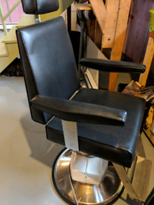 Hairstylist, optometrist chair HYDRAULIC