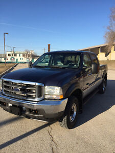2004 Ford F-350 Lariat SD 6.0L Powerstroke Safetied! 4x4!