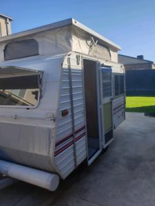 Jayco Starcraft poptop caravan 1992 (11ft)