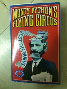 Monty Python's Flying Circus Just the Words