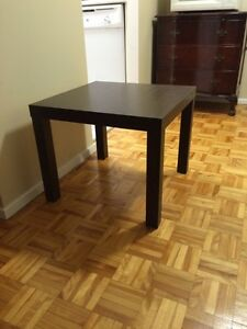 3 side tables - $20