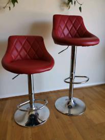 Two Kitchen/bar stools