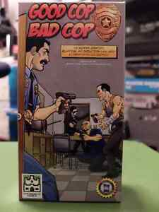 Good cop, bad cop +  bombers and traitors expansion
