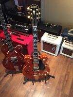 Gretsch 1962 with bigsby